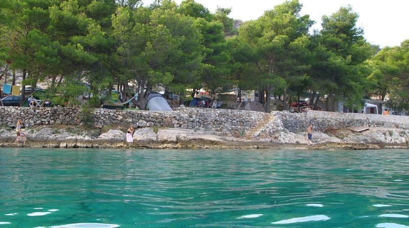 5 sterne camping kroatien